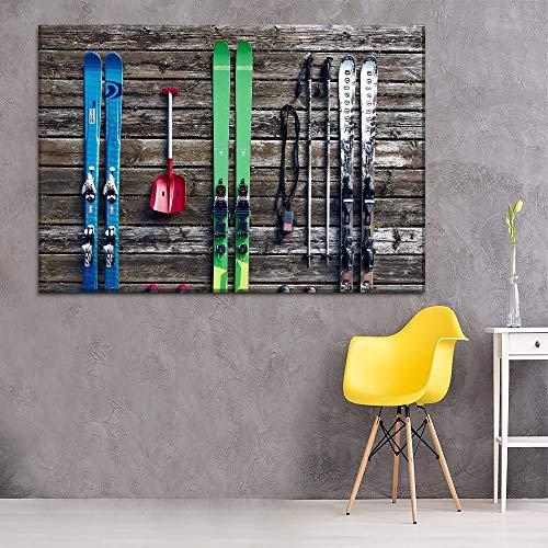 keletop 1000pcs_Wooden Adult Puzzle_Snowboard Ausrüstung Stiefel_Puzzle Puzzle Spielzeug Holzpuzzle Moderne Wohnkultur_50x75cm