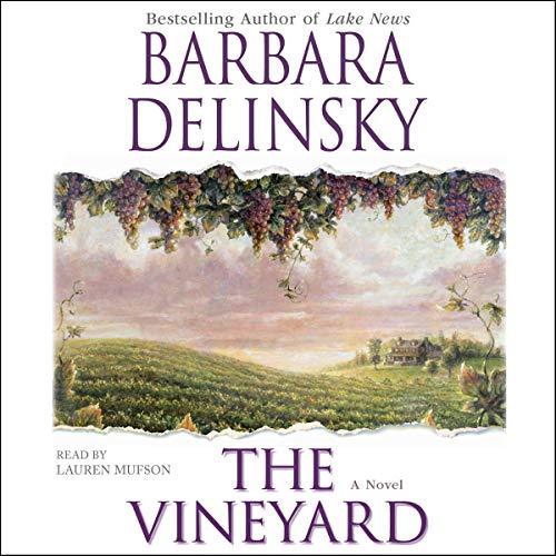 The Vineyard audiobook cover art