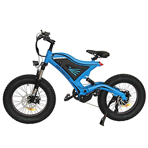 aostirmotor Electric Mountain Bike 26