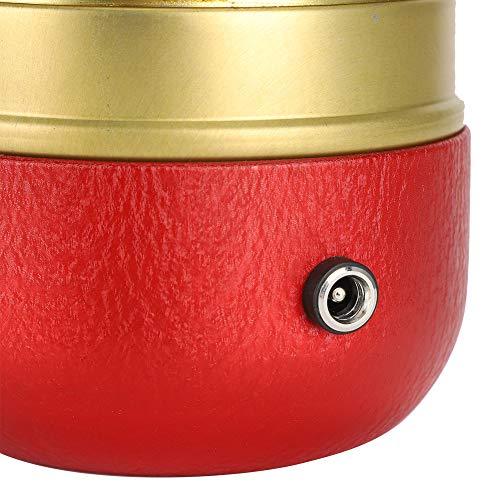 Máquina para hacer cerámica, diseño compacto, fácil de transportar, resistente al agua, máquina de moldeo de cerámica de bajo ruido para hacer cerámica, 2000 rpm(Normativas europeas)