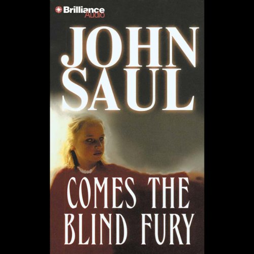 Comes the Blind Fury audiobook cover art