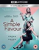 A Simple Favour (2 Blu-Ray) [Edizione: Regno Unito]