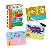 Diset-Las Letras Juego Educativo, Multicolor (463863)