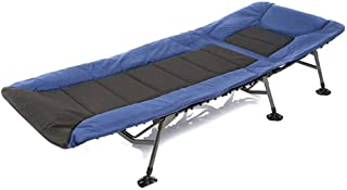 Image of Camping Cot for Adults - Folding Sleeping Cots - Portable Army Camp & Beach Bed - Foldable & Heavy Duty Fold Up Travel Tent Cots for Hunting & Backpacking