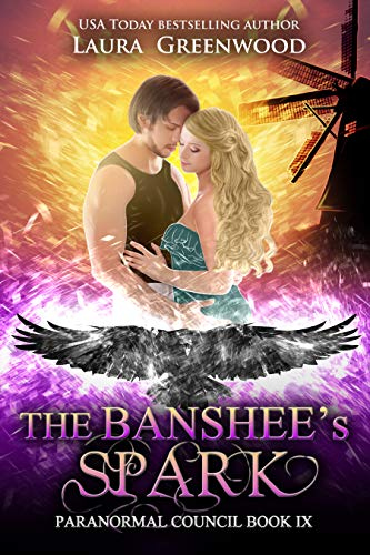 The Banshee's Spark Witch's Spark Thornheart Coven The Paranormal Council Laura Greenwood