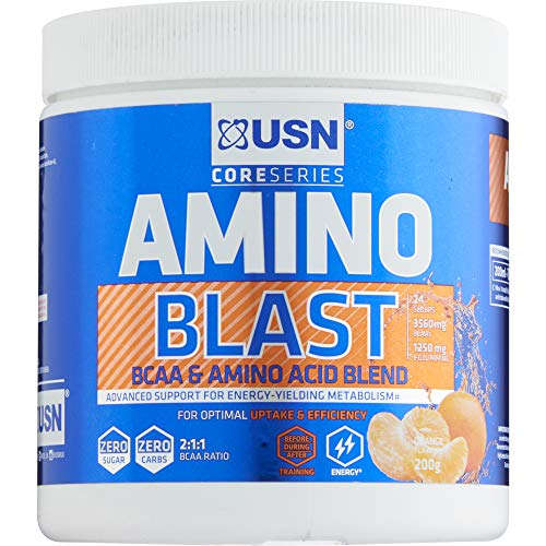 JTF Mega Warehouse USN Amino Blast BCAA powder 200g