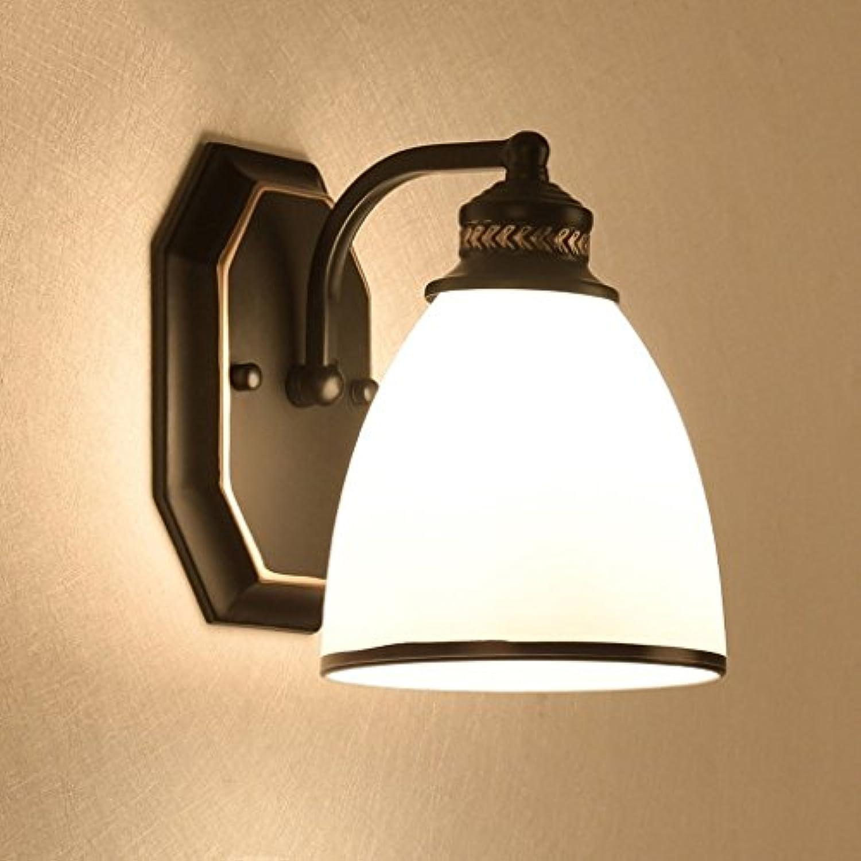 GYR Wandleuchte Wandleuchte Esszimmer Flur Gang Wandleuchte Nachttischlampe Schlafzimmer Wandleuchte Einfache warme Zimmer Wandleuchten