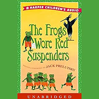 The Frogs Wore Red Suspenders cover art