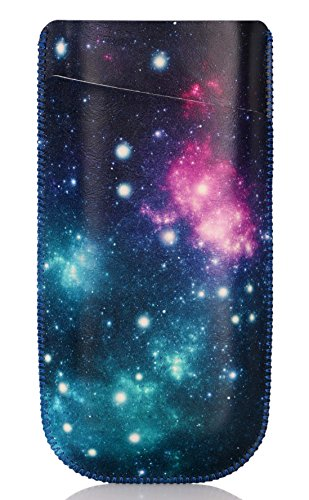 TopGrit Soft Carrying Case Compatible with Texas Instruments TI-84 / Plus CE Graphing Calculator, Galaxy Pattern Photo #6