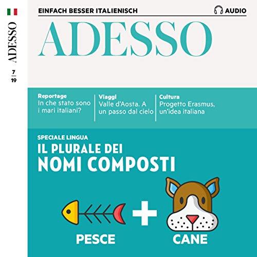 ADESSO Audio - Il plurale dei nomi composti. 7/2019 Titelbild