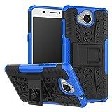 Per Huawei Nova Young 5.0' Smartphone Cover,OFU® Telefono stent guscio di silicone morbido...