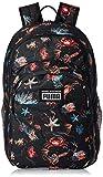 PUMA Zaino unisex Academy Backpack, Unisex - Adulto, Zaino, 77301, Puma - Scarpe sportive nere AOP, Taglia unica
