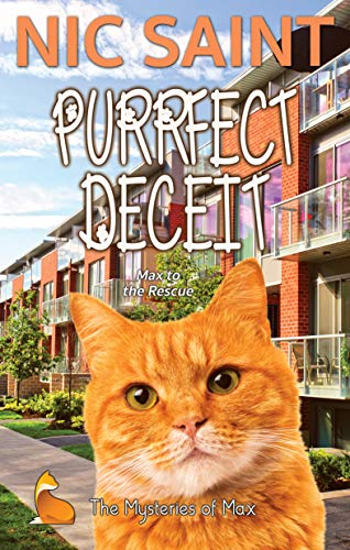 Purrfect Deceit (The Mysteries o...