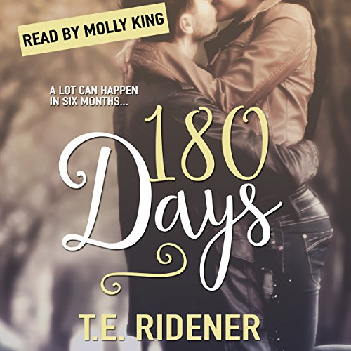 180 Days audiobook cover art