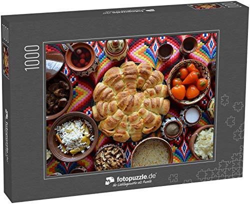 Puzzle 1000 Teile bulgarische Küche, bulgarische Spezialitäten - Klassische Puzzle, 1000 / 200 / 2000 Teile, edle Motiv-Schachtel, Fotopuzzle-Kollektion 'Essen' (1000, 200 oder 2000 Teile)