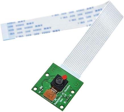 lzndeal Raspberry Pi Modulo fotocamera scheda Webcam 5MP 1080P 720P per Raspberry Pi 3& pi 2 - Confronta prezzi