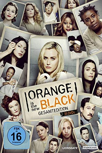 Orange Is the New Black - Gesamtedition (35 Discs)