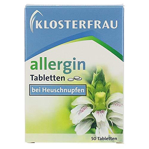 KLOSTERFRAU KLOSTERFRAU Allergin Tabletten - 50 St Tabletten 05961218