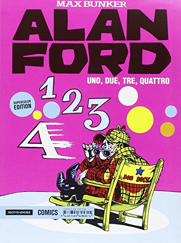 Alan Ford Supercolor Edition: 14