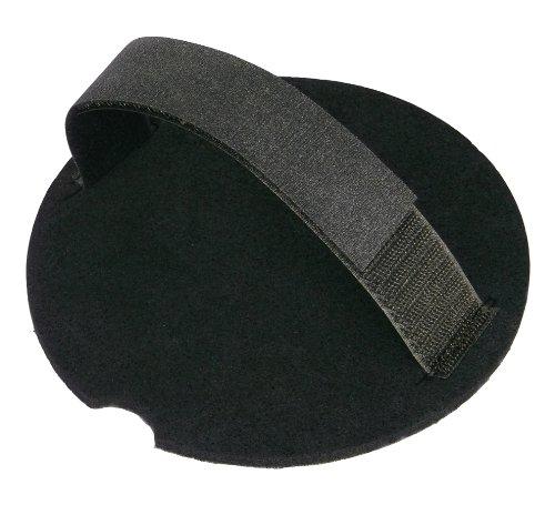 Lijado a mano almohadilla con correa ajustable para el disco de lijado Ø 125mm -Almohadilla de Lijado disco de pulido para el lijado mano - DFS