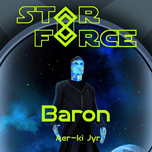 Star Force: Baron audiobook cover art