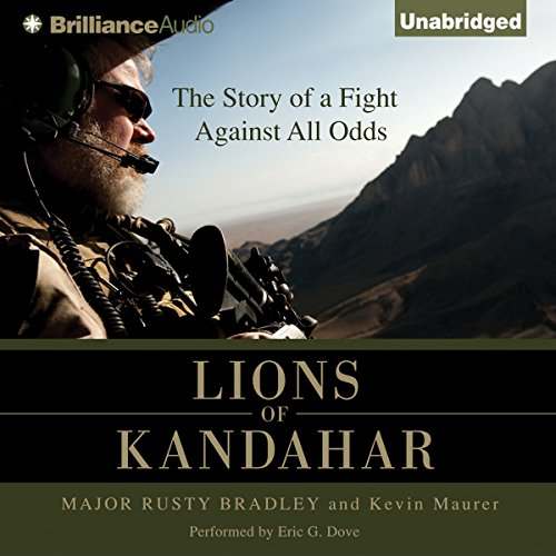 Lions of Kandahar cover art