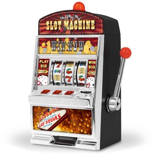 GreatGadgets 1890 Casino Slot Machine – Einarmiger Bandit (38 cm) - 2