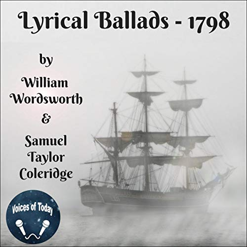 Lyrical Ballads: 1798 cover art