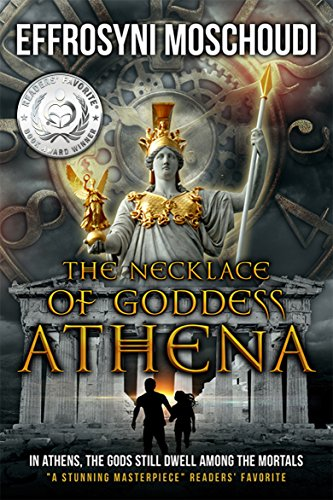 Book: The Necklace of Goddess Athena by Effrosyni Moschoudi
