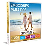 Smartbox - Caja Regalo Amor para Parejas - Emociones para Dos - Ideas Regalos Originales - 1 Experiencia de Estancia, gastronomía, Bienestar o Aventura para 2 Personas
