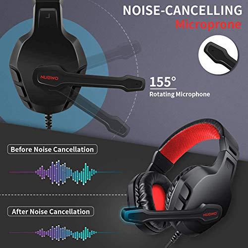Nubwo U3 3.5mm Gaming Headset Review - Nubwo U3 Review 7