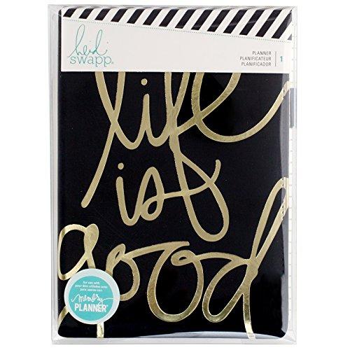 American Crafts Heidi Swapp Memory Planner Vita Personale, Multicolore
