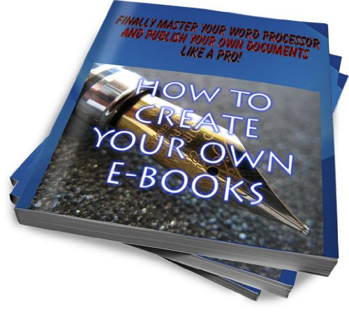 How to create your own e-books with OpenOffice / LibreOffice (English Edition)