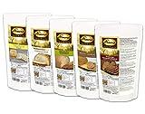 Dr. Almond Low Carb Paleo Keto Brot Backmischungen PROBIERPAKET