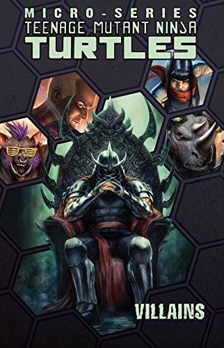 Teenage Mutant Ninja Turtles: Villains Micro-Series Vol. 2