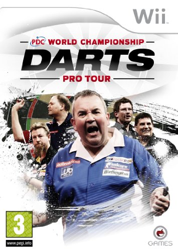PDC World Championship Darts Pro Tour (Nintendo Wii) [Import UK]