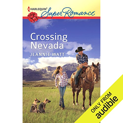 Crossing Nevada audiobook cover art