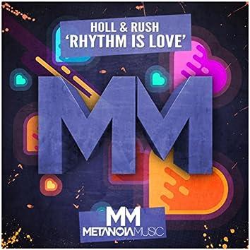 Rhythm Is Love