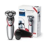 Philips SW5710/47 Machine à raser Noir/Rouge/Blanc
