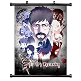 B: The Beginning Anime Fabric Wall Scroll Poster (16 x 23) Inches [Anim] B: The Beginning- 3