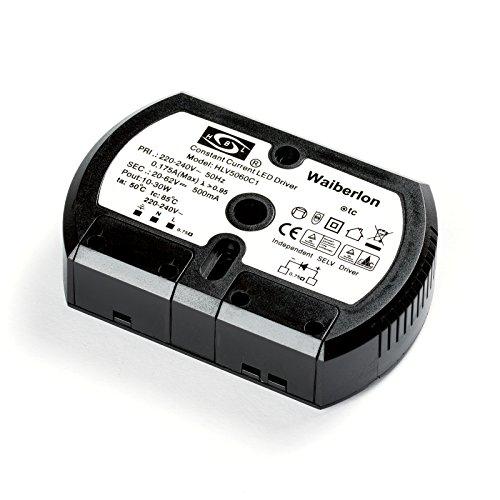 Waiberlon HBL Current LED Driver HLV5060C1 20-62V 500mA 10-30W