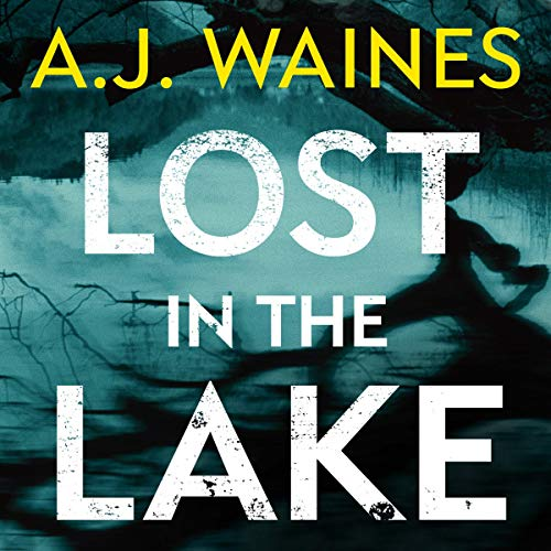 Couverture de Lost in the Lake