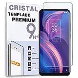 Protector de Pantalla para TCL PLEX, Cristal Vidrio Templado Premium