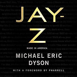 Jay-Z audiobook cover art