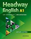 Headway English: A1 Student's Book Pack (DE/AT), with Audio-mp3-CD - John Soars