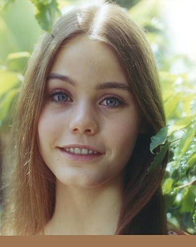 Susan Dey smiling smiling with Leaves on Background Photo Print (8 x 10)