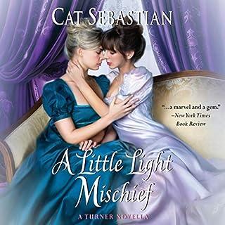 A Little Light Mischief audiobook cover art