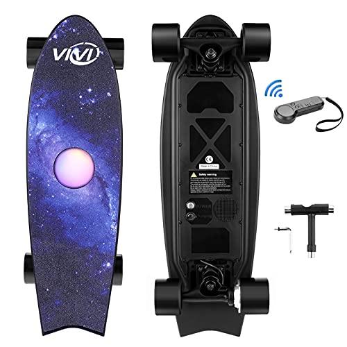 Vivi H2E Elektro Skateboard mit...