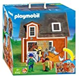 Playmobil - Ferme Transportable - 4142