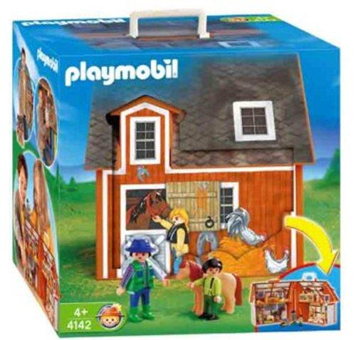 PLAYMOBIL - Granja en...
